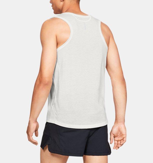 Camiseta de tirantes UA Streaker para hombre