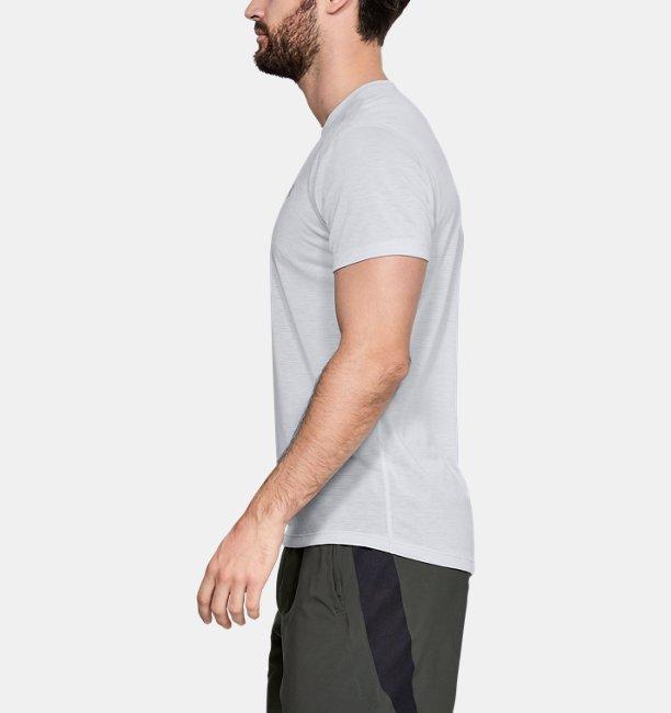Mens UA Streaker Short Sleeve