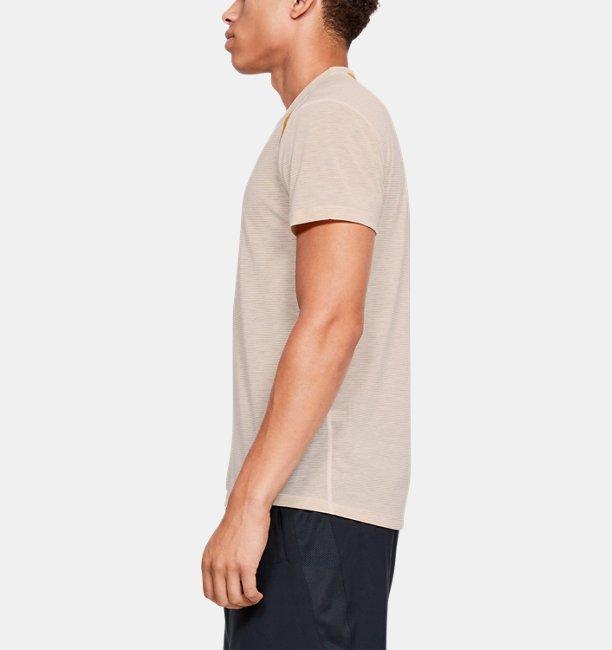 Camiseta de manga corta UA Streaker 2.0 para hombre