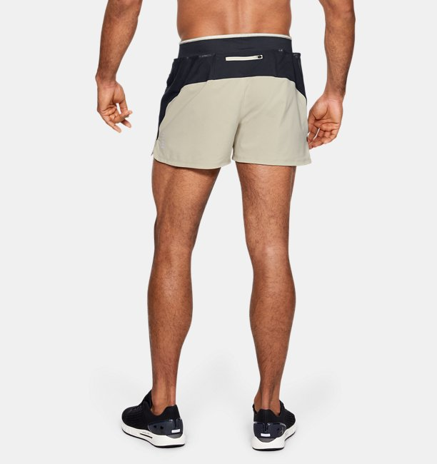 Mens UA  Speedpocket Ultra Shorts