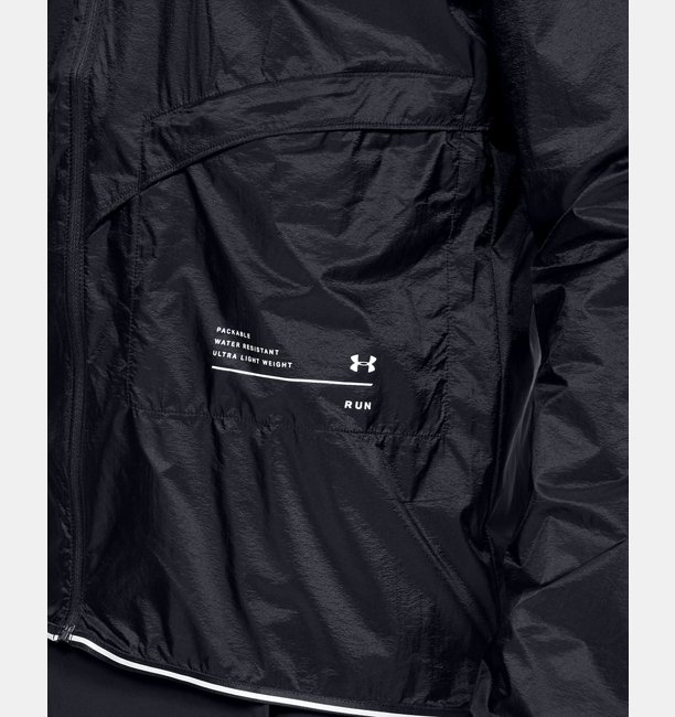 Chaqueta UA Qualifier Storm Packable para Hombre
