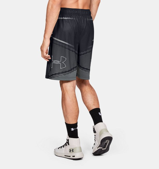 Men's UA Baseline Practice Shorts