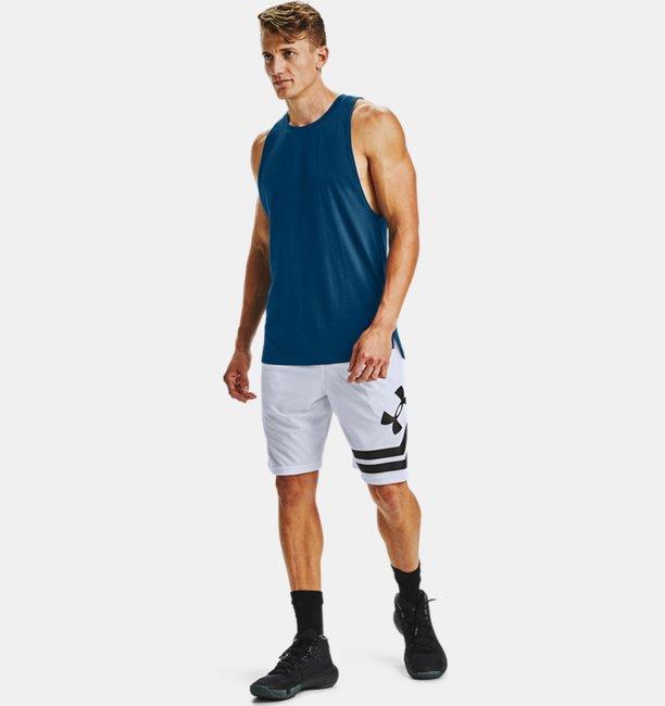 Erkek UA Baseline Cotton Atlet