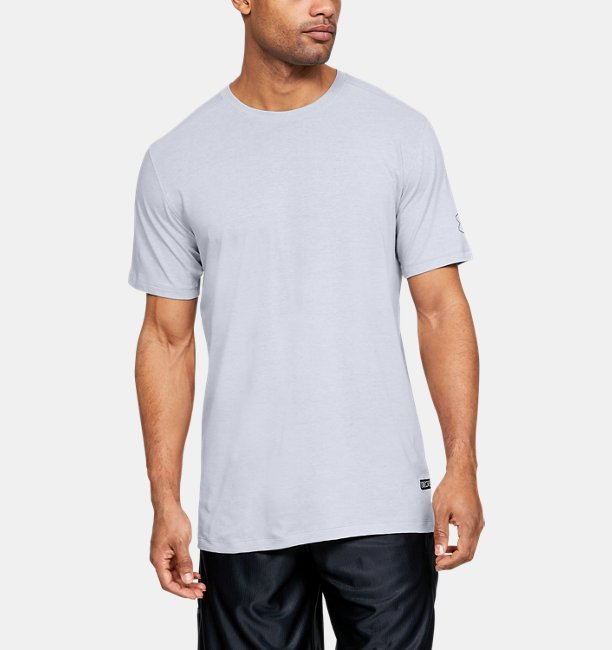 Men's UA Baseline Short Sleeve Long Line T-Shirt