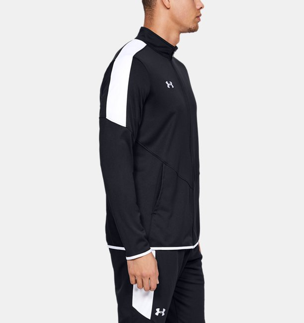 Mens UA Rival Knit Jacket