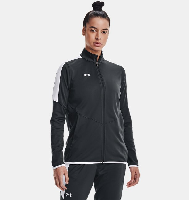 Womens UA Rival Knit Jacket