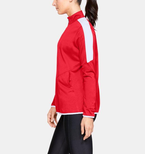 Chamarra UA Rival Knit para Mujer