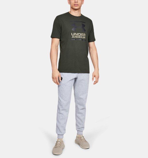 Camiseta de manga corta UA GL Foundation para hombre