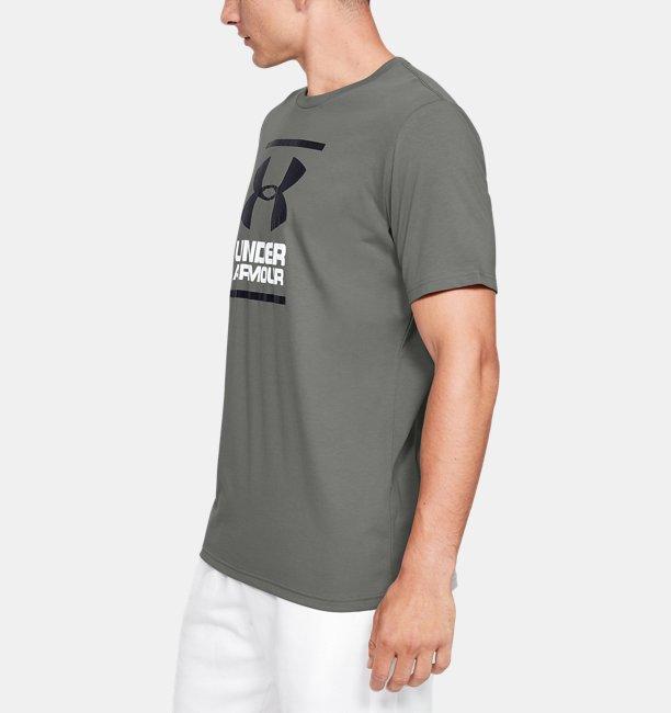 Mens UA GL Foundation Short Sleeve T-Shirt