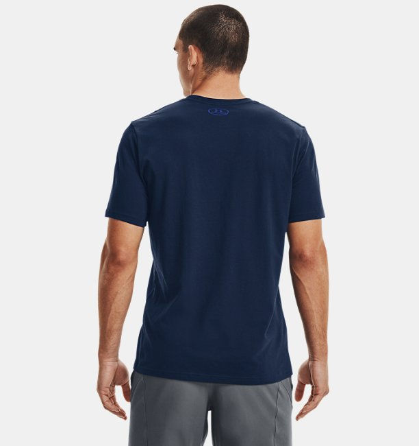 Mens UA GL Foundation Short Sleeve T-Shirt