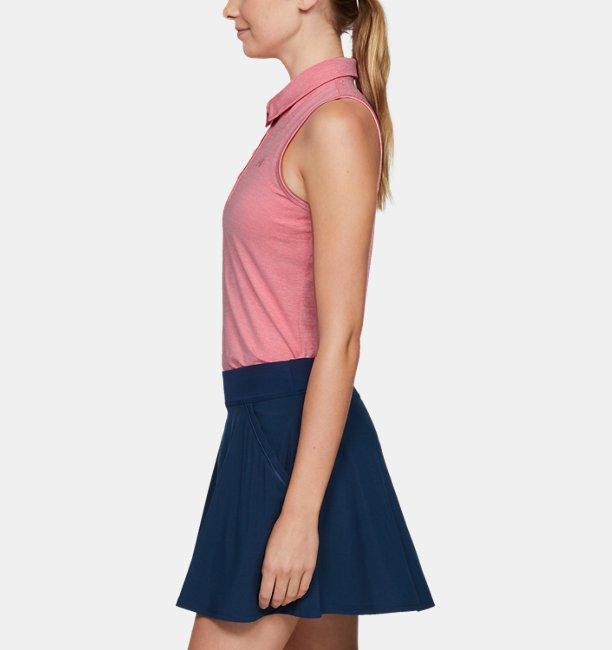 Womens UA Zinger Sleeveless Polo