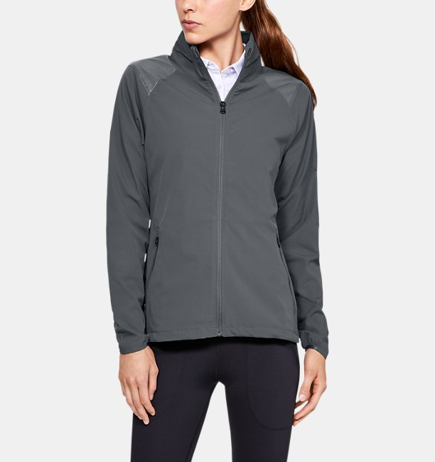 Women's UA Storm Windstrike Full Zip Jacket