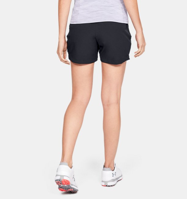 Womens UA Links Shorty