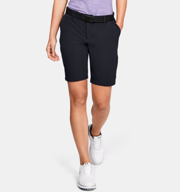 Womens UA Links Shorts