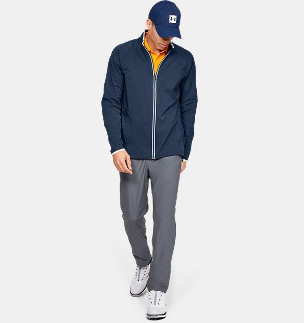 Mens UA Storm Windstrike Full Zip Jacket