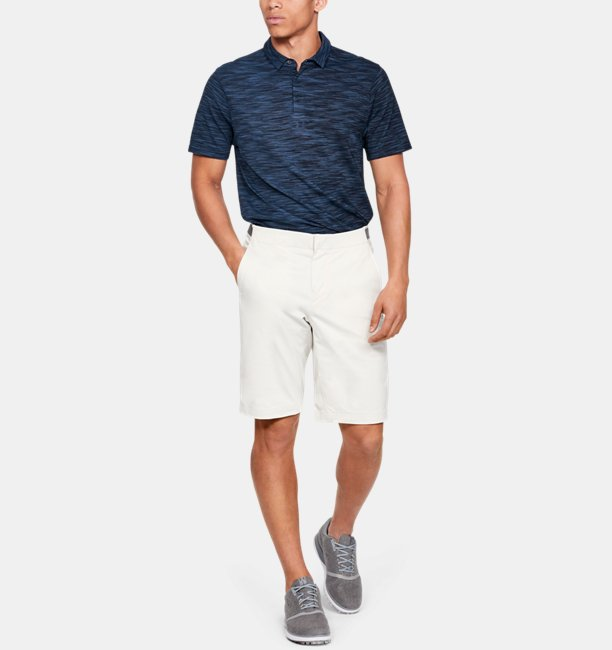 Mens UA Perpetual Seamless Polo