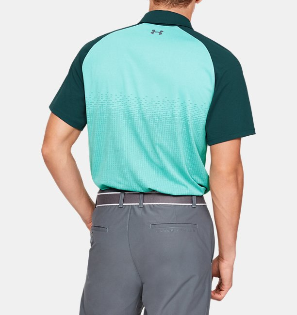 Mens UA Vanish Rise Polo