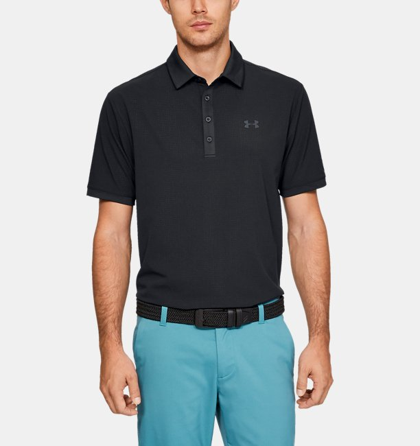Men's UA Playoff Vented Polo
