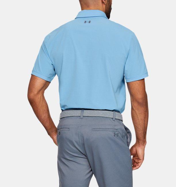 【アウトレット】UAプレイオフベントポロ(ゴルフ/ポロシャツ/MEN)