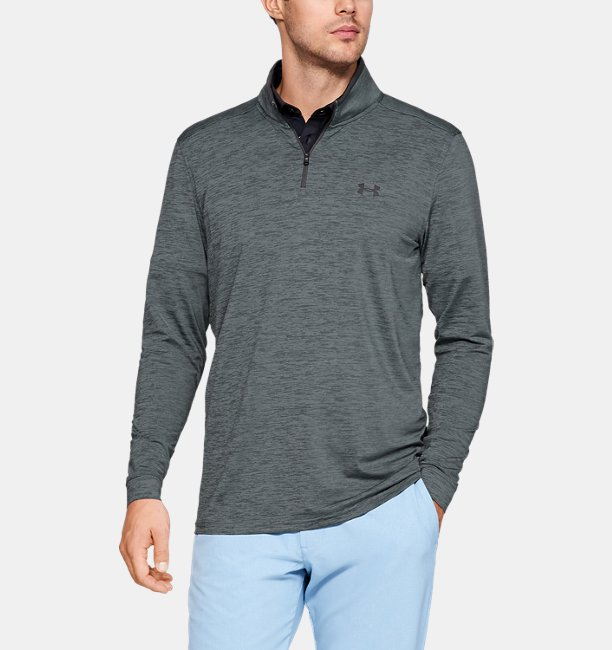Mens UA Playoff 2.0 ¼ Zip