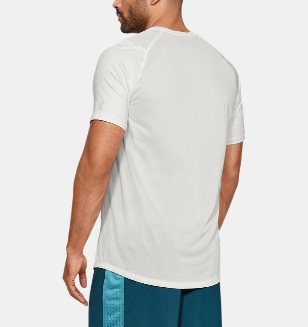 Mens UA MK-1 Short Sleeve Printed