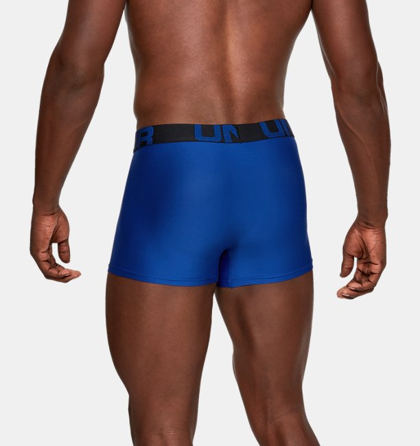 Mens UA Tech™ 8 cm Boxerjock® – 2-Pack