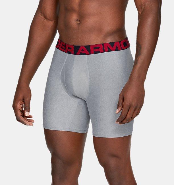 Mens UA Tech™ 6 Boxerjock® – 2-Pack