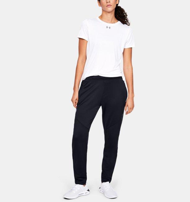 Womens UA Knit Warm-Up Pants
