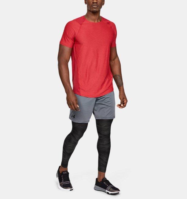 Mens HeatGear® Armour Leggings Printed