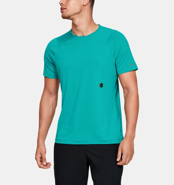 Mens UA RUSH™ Short Sleeve
