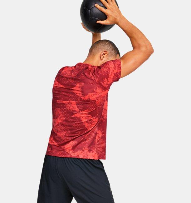 Mens UA RUSH™ Short Sleeve