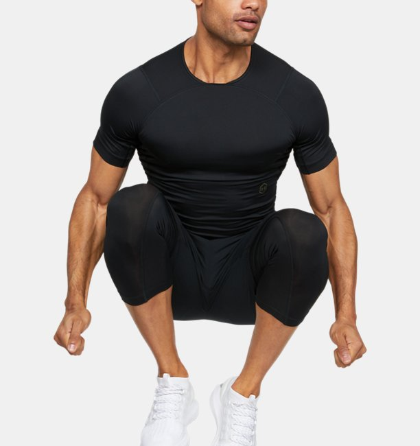 Mens UA RUSH™ Compression Short Sleeve