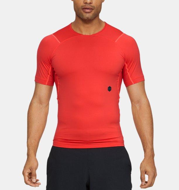 Mens UA RUSH™ Compression Short Sleeve