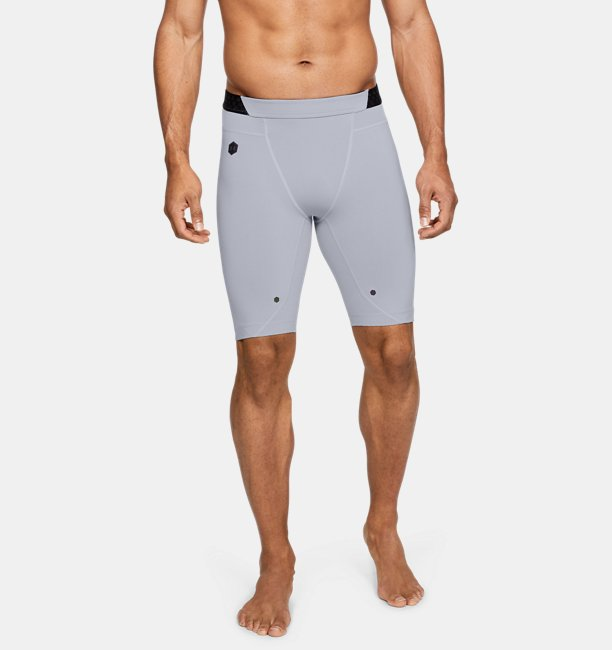 Mens UA RUSH Compression Shorts