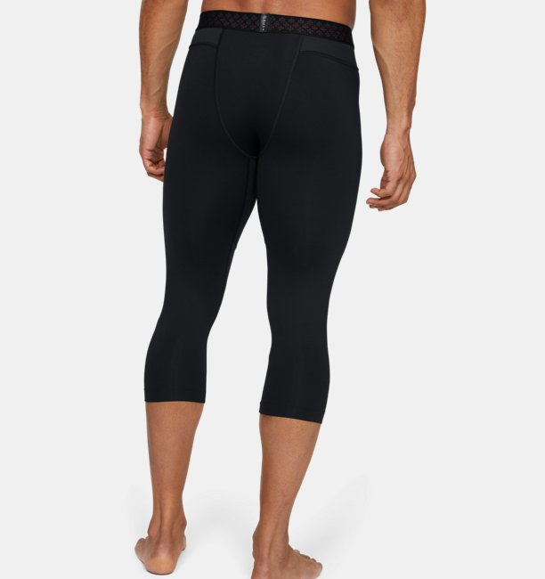 Mens UA RUSH™ ¾ Leggings