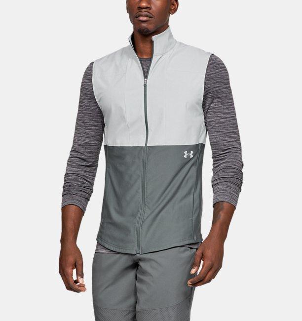 Mens UA Vanish Hybrid Vest