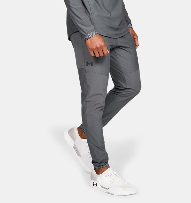Mens UA Vanish Hybrid Trousers