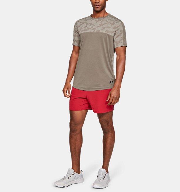 Mens UA Siro Elite Short Sleeve