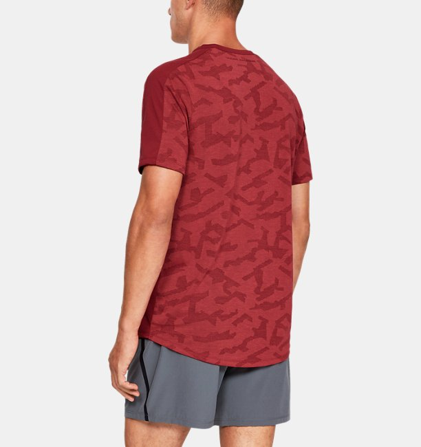 Mens UA Siro Elite Short Sleeve