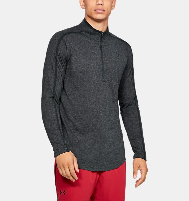 Mens UA Siro Elite ½ Zip