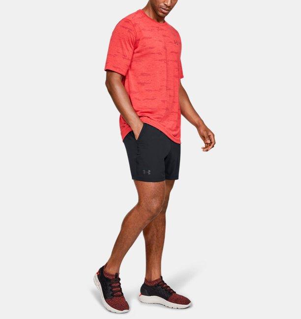 Mens UA Qualifier WG Perf 13 cm Shorts