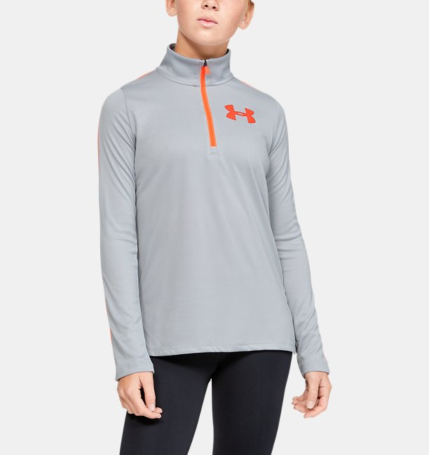 Girls UA Tech™ ½-Zip