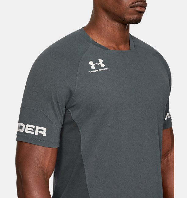 Mens UA Accelerate Pro Short Sleeve