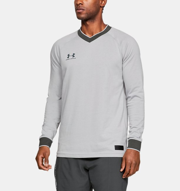 Men's UA Accelerate Retro Long Sleeve Jersey