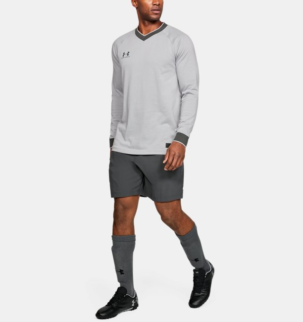 Mens UA Accelerate Retro Long Sleeve Jersey