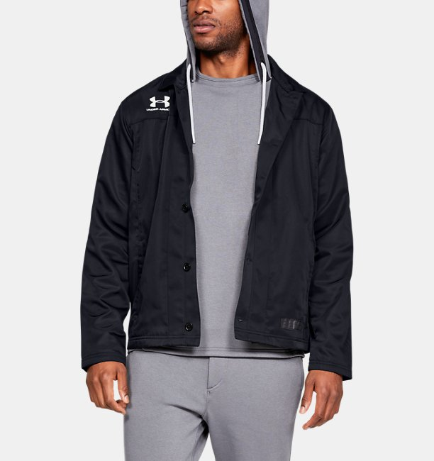 Mens UA Accelerate Touchline Jacket
