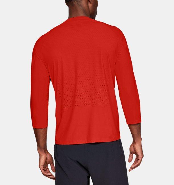 Mens UA Perpetual Run ¾ Sleeve