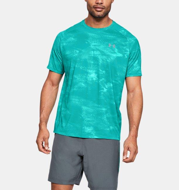 UAテック 2.0 ショートスリーブ プリント(トレーニング/Tシャツ/MEN)