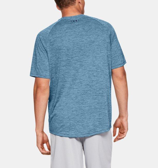 Mens UA Tech™ V-Neck Short Sleeve