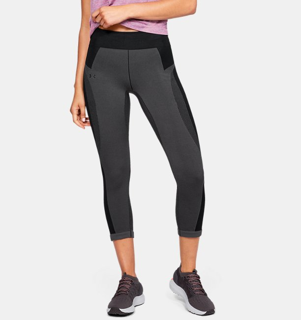 Dameslegging UA Vanish Seamless Ankle Crop